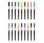 Pentel Arts Color Brush calligraphy Pens XGFL 18 Colors Choose Each Color