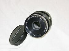 Novoflex Macro noflexar 1:4 F = 60mm Ø 42mm 340170 m39 Mount