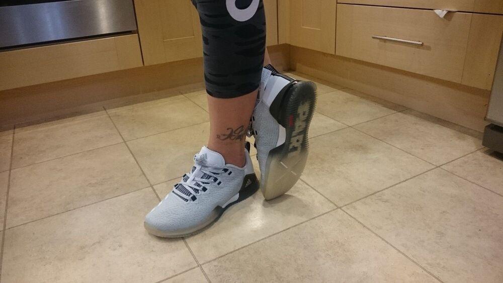 Tr Crazypower Femme Divers Entra Adidas nement Blanc Chaussures AqwUE5Ec