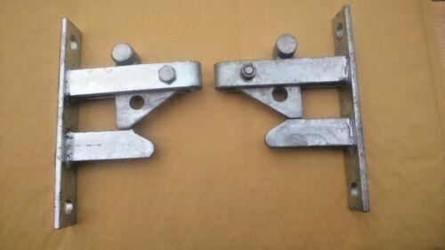 self locking closing field gate catch auto latch farm livestock gate fittings