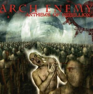 Arch-Enemy-Anthems-of-Rebellion-New-CD-Holland-Import