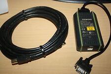 Siemens Simatic S7 MPI USB Adapter 6ES7 972-0CB20-0XA0 Original 6ES79720CB200XA0