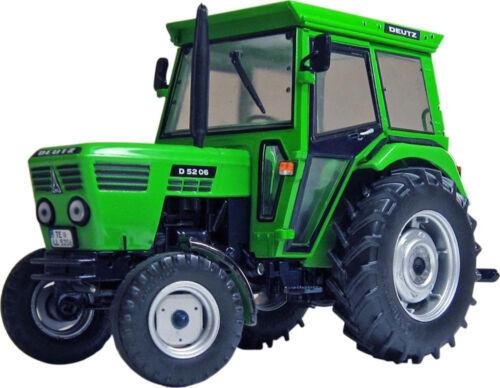 WEI1041 Tracteur 2 roues motrices DEUTZ D 52 06