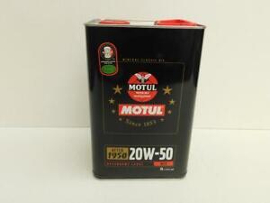 7-58-l-Motul-Classic-Motor-Oil-SAE-20W50-5-ltr-Oldtimer-Motorenol