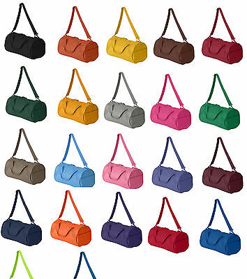 Liberty Bags Recycled Small Duffle Gym Bag 8805 NEW