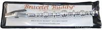 Bracelet Buddy - The Original Bracelet Helper Fastener Silver Free Ship-usa