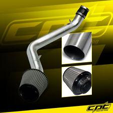 99-00 Honda Civic SI DOHC 1.6 4cyl Polish Cold Air Intake + Stainless Air Filter
