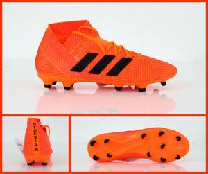 new arrivals 0efc4 d8ba7 Image is loading ADIDAS-football-shoes-NEMEZIZ-18-3-FG-DA9590-
