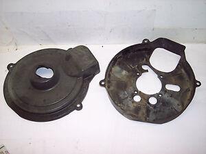 82-Yamaha-YT175-yt-175-125-Frein-Rotor-Disque-Protection-Housse