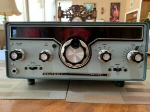 Heathkit Hx 1681 Hf Amateur Radio Transmitter Ebay