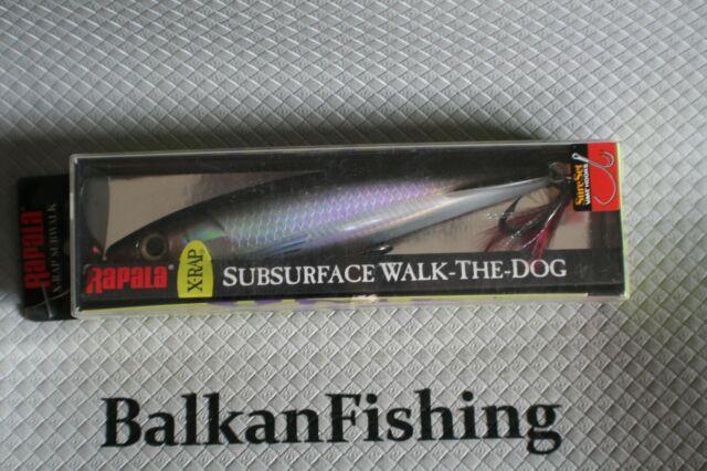 Various Colors Rapala X-Rap Saltwater Subwalk //// SXRSB15 //// 15cm 60g Lures