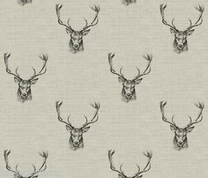 Image Is Loading 2 2m 86 034 Stag Head Wipe Clean