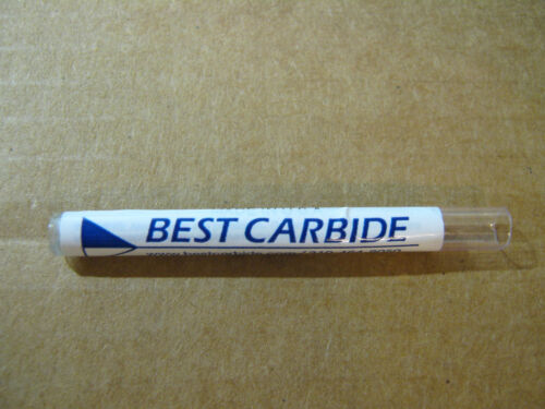 """TiALN BEST CARBIDE 3//16/"""" 4 FLUTE HFC VARI HELIX HT C RAD COATED END MILL  /""""NEW/"""""""