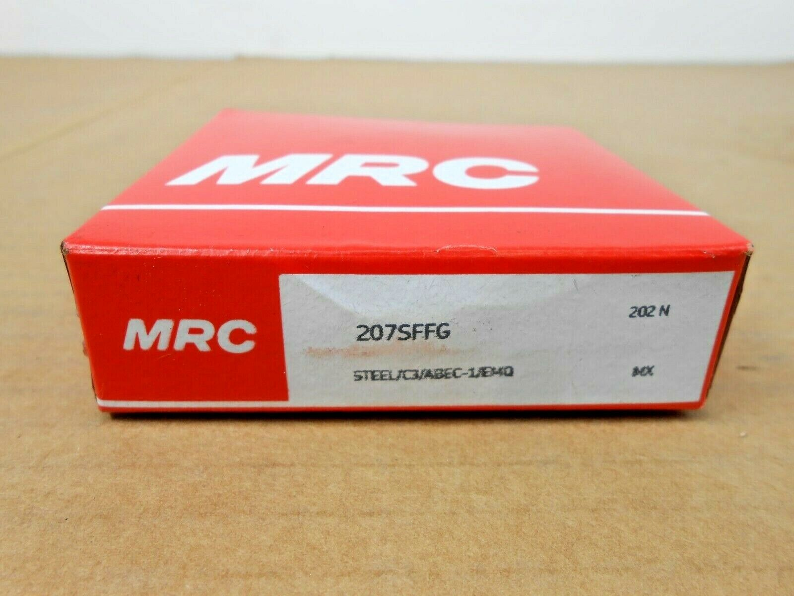 1 NIB MRC 306SFF BALL BEARING 30MM X 72MM X 19MM DOUBLE SHIELDED SKF 3 AVAIL