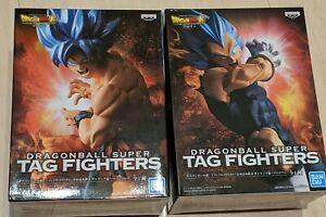 DRAGON BALL SUPER TAG FIGHTERS SSGSS VEGETA//GOKU