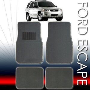 2001 2002 2003 2004 2005 2006 for ford escape floor mats - Ford escape interior accessories ...