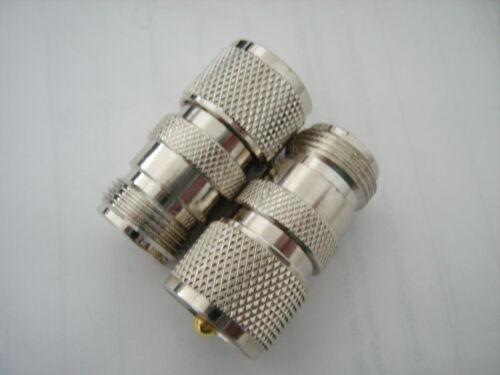 UHF 1 Stck. - Stecker auf N PL Buchse Kupplung