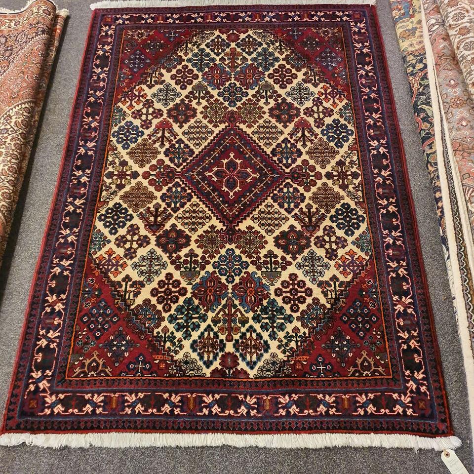 Ægte Håndknyttet Persisk Joshaghan tæppe