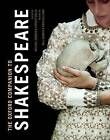 The Oxford Companion to Shakespeare by Oxford University Press (Hardback, 2015)