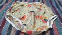 Adult Baby Small Yellow ( Christmas Sale ) Plastic Panties For Your Big Baby