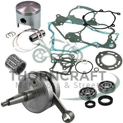 Namura Top End Engine Gasket Kit Suzuki 2001-2002 RM 250 Head O-Rings Base