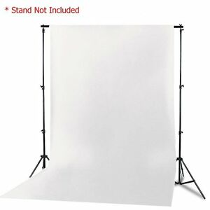 10x10 White Muslin Backdrop Photo Studio Photography Cotton Background