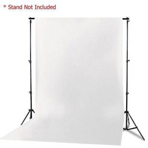 10x10 White Muslin Backdrop Photo Studio Photography Cotton Background