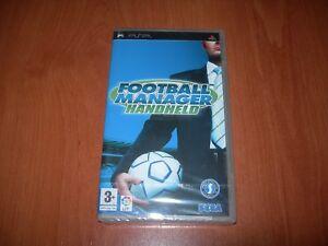 FOOTBALL-MANAGER-HANDHELD-PSP-PAL-ESPANA-PRECINTADO