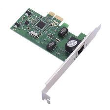 1000Mbps Gigabit Ethernet PCI Express PCI-E NIC RTL8111C Network Card Adapter