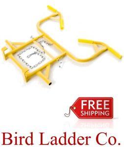 Acro 11710 Adjustable Steel Ladder Standoff Corner Walls Roof Stabilizer 703397117107 Ebay