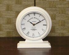 orologio old style london bianco cm 7 x 18 x H 23 etnico