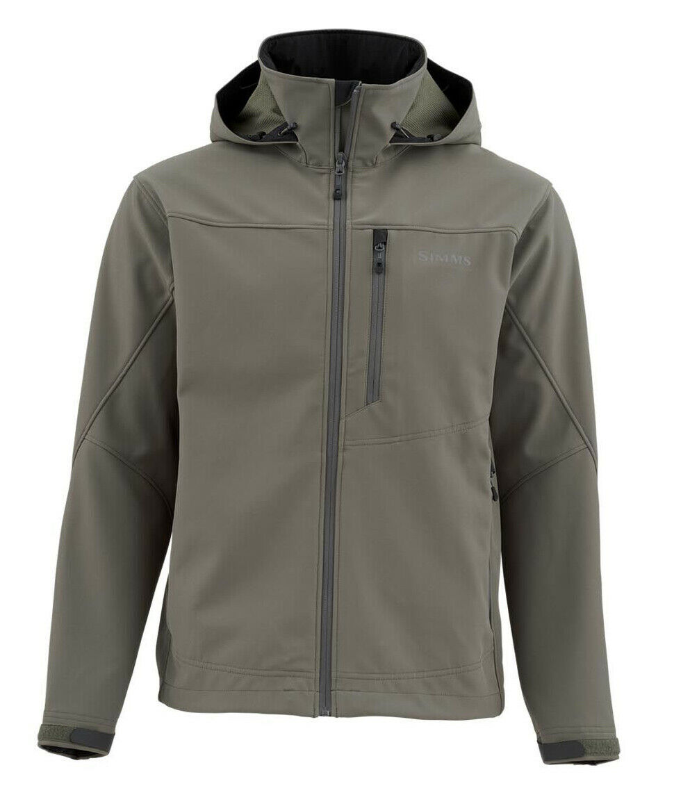 Simms Challenger Windbloc Hoody - Loden - Taille M - Sale & Libre US Shipping