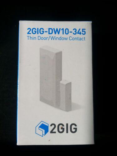 2GIG-DW10-345 Thin Door Window Contact Brand New
