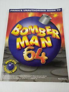 Bomberman-64-Unauthorized-Game-Secrets-Prima-Strategy-Guide-Book