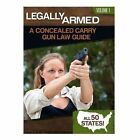 Legally Armed, Volume 1: A Concealed Carry Gun Law Guide by Jay Langston, Jared Sulivan (Paperback / softback, 2013)