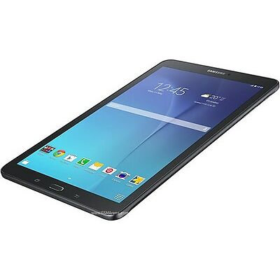 Brand New Sealed Samsung Tab E SM-T560 Wifi Android 9.6 Inch 8GB Tablet - Black