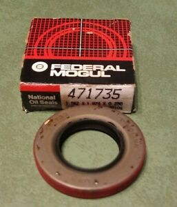 10 NEW IN BOXES FEDERAL MOGUL NATIONAL OIL SEALS 340120 LOT