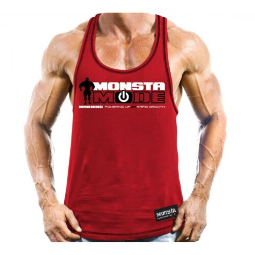 Monsta Bodybuilding Clothing RCBK Monsta Mode192