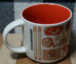 Starbucks Utah Been There Series coffee mug 14 Oz Across the Globe Collection