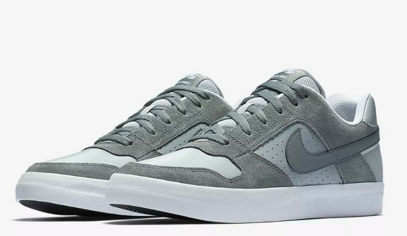 Nike Men's SB Delta Force Vulc Athletic Snickers Comfortable Comfortable and good-looking