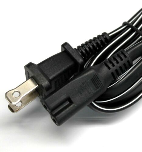 AC Power Cord Cable For Jensen CD-475 Portable Stereo Boombox CD AM//FM Radio