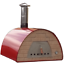 Maximus-Prime-Portable-Pizza-Oven-Red thumbnail 1