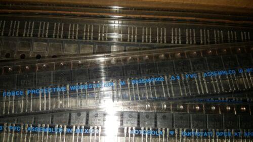 D 5x Motorola IRF710 1.5 A I 400 V Power Transistor à effet de champ TO-220AB mosfet