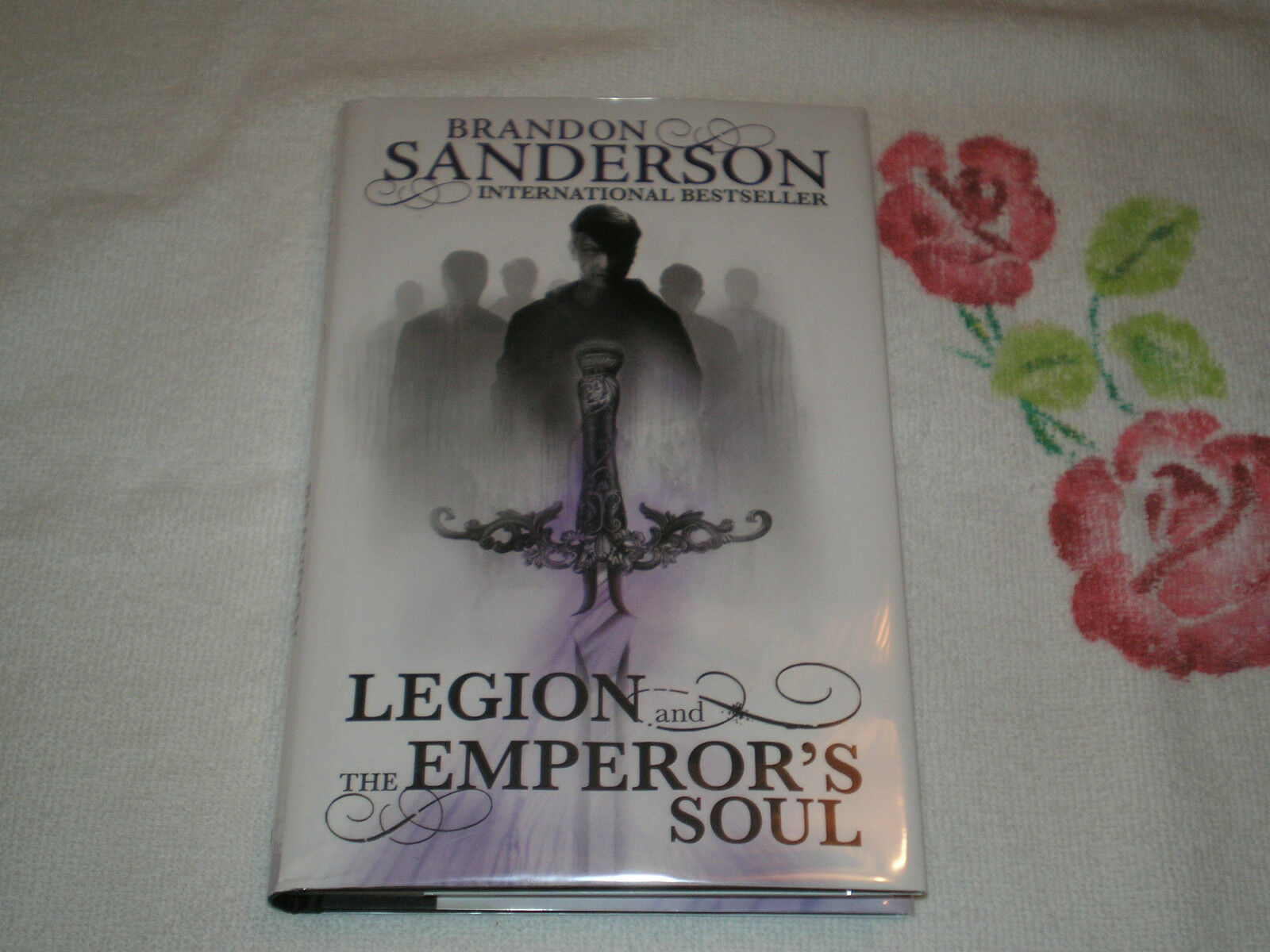 Legion and The Emperors Soul