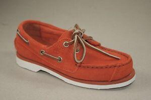 TIMBERLAND-pics-ile-Chaussures-bateau-gr-26-5-US-9-5-POUR-ENFANTS-NEUF