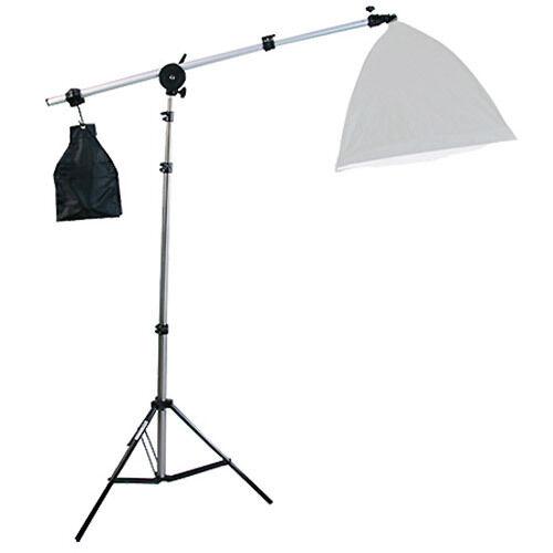 Galgenstativ SMART, Lampenstativ, Studiostativ Fotostudio-Stativ bis 2 kg