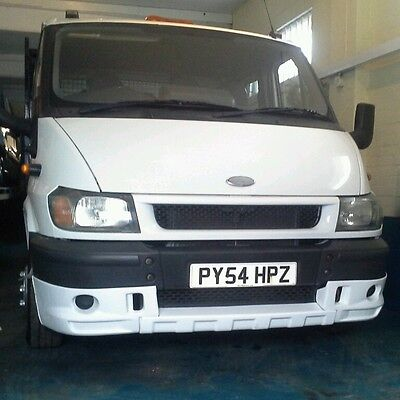 Ford Transit MK6 crew cab ST Sport body kit ((NEW look))