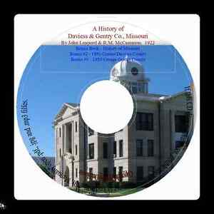 Daviess-and-Gentry-Counties-Missouri-History