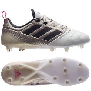 ADIDAS ACE 17.1 FG K-LEATHER WOMEN S SOCCER CLEATS SIZE US 9.5 ... d246420930