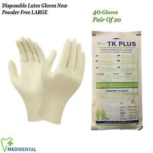 Style esame guanti di nitrile senza polvere non sterili